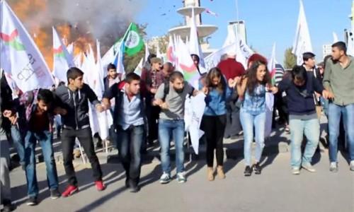 Attacco terroristico in Turchia: assassino è lo Stato!