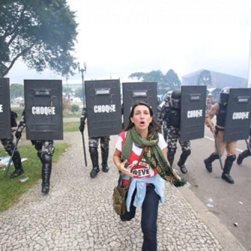 Brasile: La lotta è per l'abolizione dell'ordine esistente