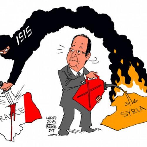 La strage di Parigi: Dinamite nelle fondamenta
