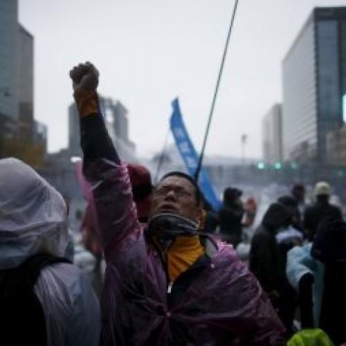 Un nuovo sciopero generale scuote la Corea del Sud