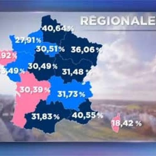 Elezioni regionali – La Francia si sta spostando a destra?