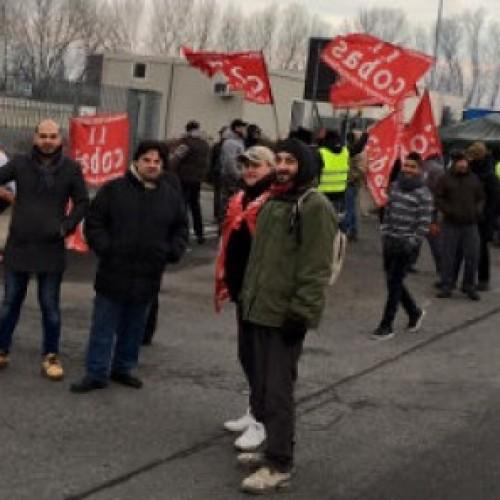 Bormioli – Difendiamo la lotta dei facchini, la lotta di tutti i lavoratori