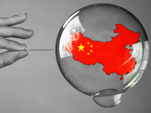 china and debt bomb Home news & charts  china debt bomb may bode ill for global economy, and well for gold.