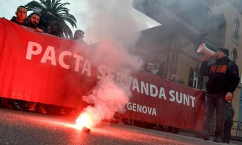 ILVA Cornigliano: la lotta è solo all'inizio!