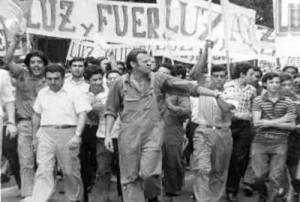 Agustin Tosco, uno dei principali leader del Cordobazo