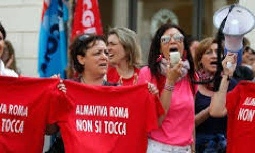 Almaviva: riprendiamo la lotta contro i licenziamenti!