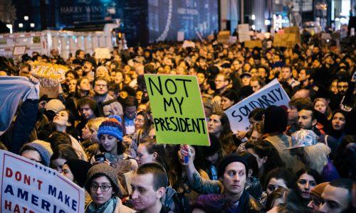 Usa – Comincia la resistenza dei giovani contro Trump