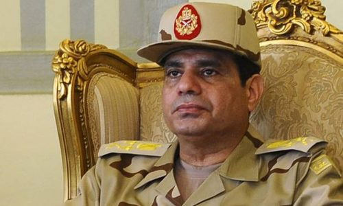 Crisi verticale in Egitto