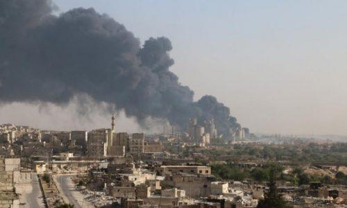 La caduta di Aleppo e le nebbie della guerra