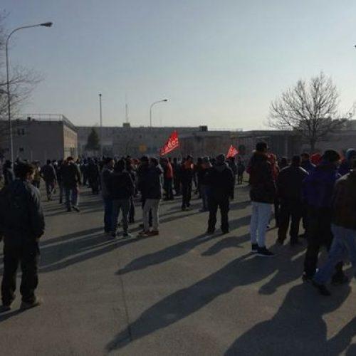 Solidarietà ai lavoratori Si.Cobas
