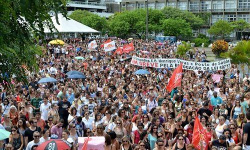 Brasile: in difesa delle libertà democratiche e sindacali e dei diritti dei lavoratori