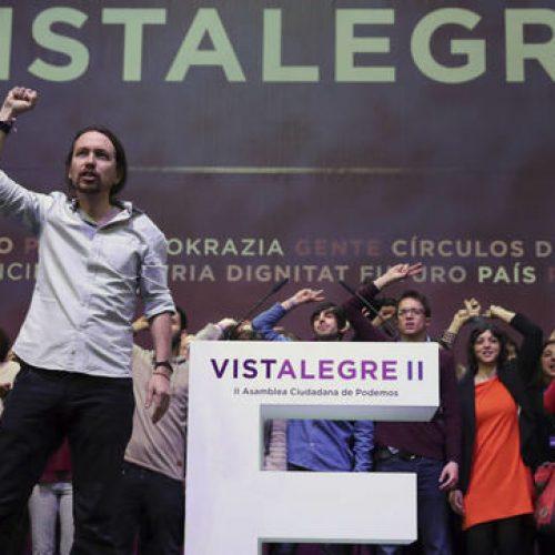 Assemblea nazionale di Podemos – Una vittoria per la sinistra