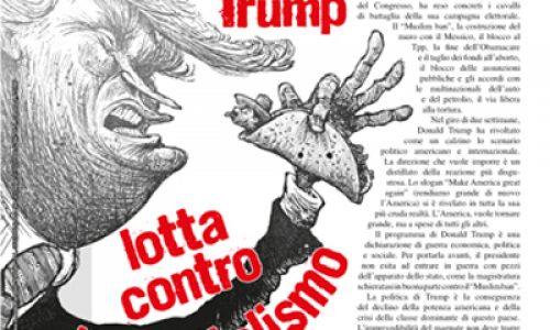 Lotta contro Trump, lotta contro il capitalismo