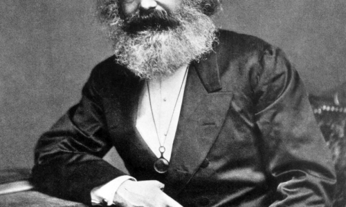 Orazione funebre per Karl Marx