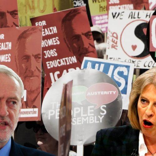 Elezioni anticipate in Gran Bretagna – Theresa May lancia il guanto di sfida