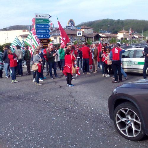 A proposito della lotta all'outlet di Serravalle Scrivia