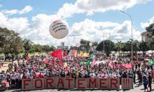 Brasile – Crisi di sistema e lotte di massa