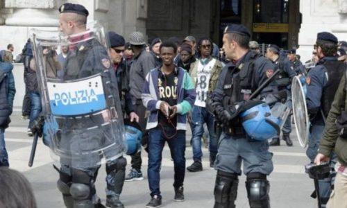 Milano, Stazione centrale: la maschera ipocrita del Partito democratico