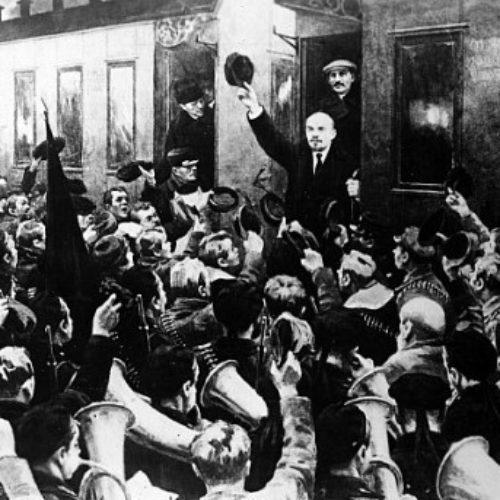 La battaglia di Lenin e le Tesi di aprile