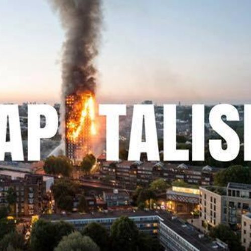 Grenfell tower: uccisi dal capitalismo