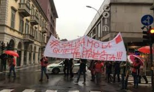 Varese – Clinica La Quiete chiusa, lavoratori per strada!