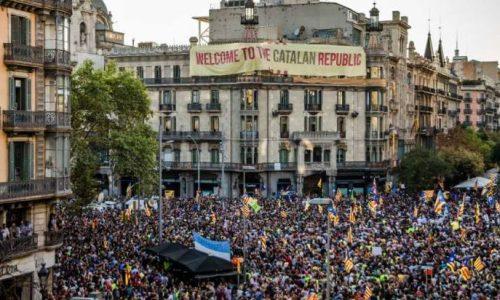 La Catalogna è pronta a insorgere