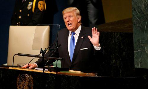 Il messaggio di Trump al mondo