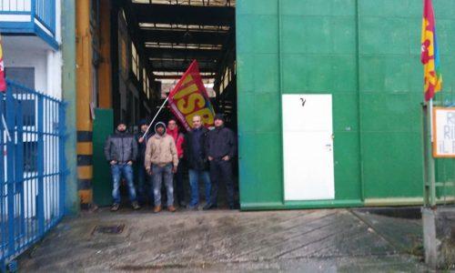 Trieste – Solidarietà con la lotta dei lavoratori Redox!