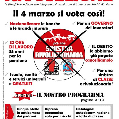 Rivoluzione n° 39