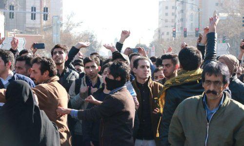 Iran – Le proteste fanno tremare il regime