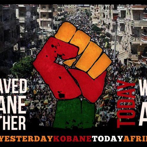 Afrin – Appoggiamo la lotta dei curdi contro l'invasione della Turchia!