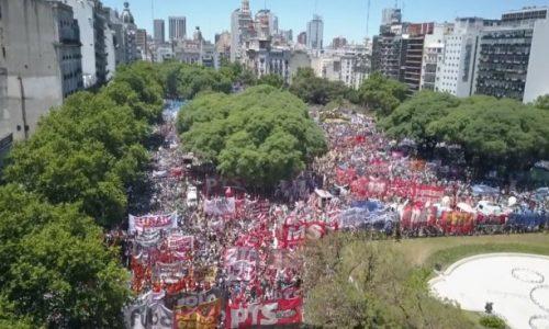 Argentina: un bilancio necessario, un cambiamento epocale
