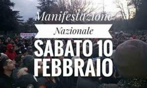 Non un passo indietro! Il fascismo si ferma nelle piazze, piaccia o meno a Minniti!