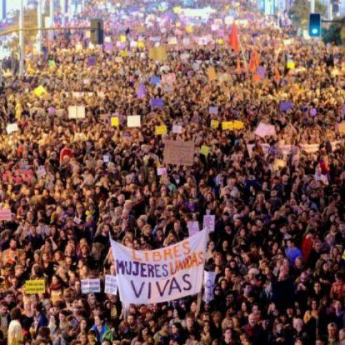 """Spagna – Sciopero per il giorno della donna: """"quasi una rivoluzione"""""""
