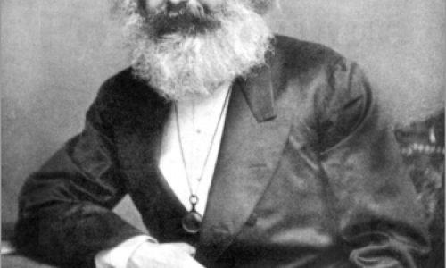 Karl Marx  – Il nostro imprescindibile punto di partenza