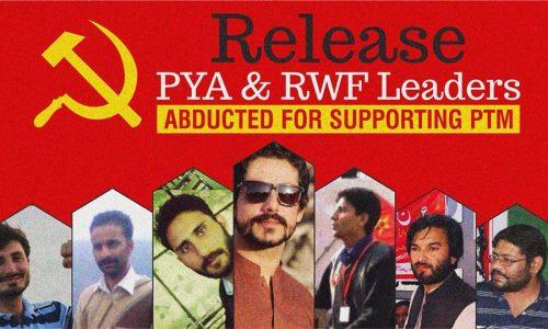 ULTIM'ORA DAL PAKISTAN – Tutti i nostri compagni sono stati liberati!