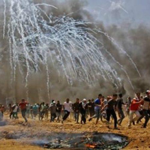 Rivolta contro l'ambasciata Usa a Gerusalemme – Palestina libera, Palestina rossa!