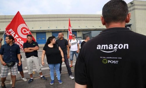 Accordo Amazon –  La lotta non è in saldo!