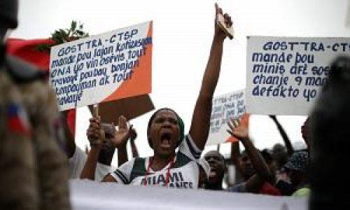 Haiti in rivolta! Sciopero generale contro l'aumento del prezzo del carburante