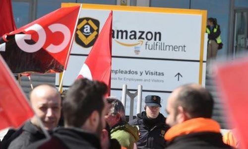 Amazon, si sciopera in tutta Europa… E in Italia?