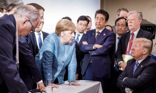 Donald Trump e il mondo