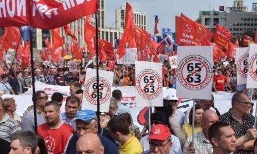 Russia – Putin all'attacco delle pensioni