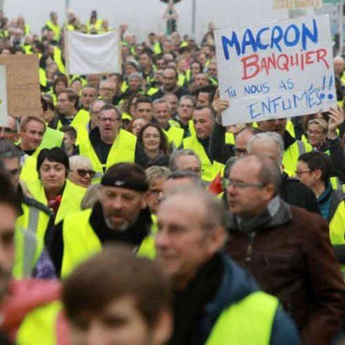 """Francia – I """"gilet gialli"""", Lenin e la direzione della CGT"""