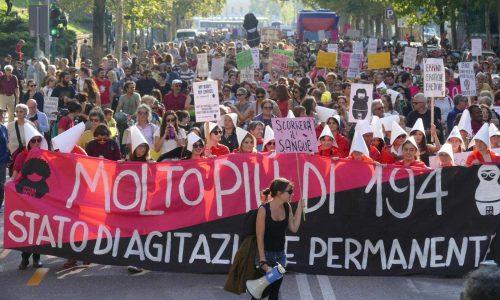 Divorzio e aborto – Diritti delle donne sotto attacco: NO al Ddl Pillon!