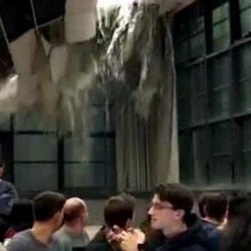 Milano – La scuola borghese offre corsi di sopravvivenza: in classe coi secchi.