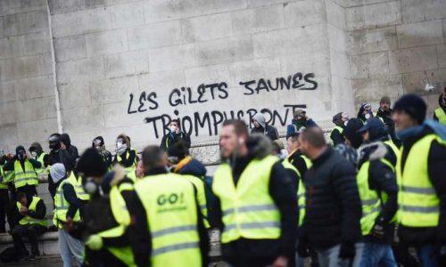 Francia – Sull'orlo di una crisi rivoluzionaria