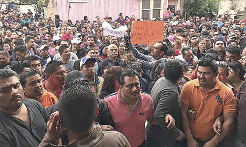 Matamoros, Messico – 40mila lavoratori delle maquiladoras in sciopero!