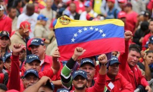 NO AL COLPO DI STATO IMPERIALISTA IN VENEZUELA!