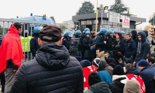 Modena, vertenza Italpizza: in lotta contro un sistema schiavista!