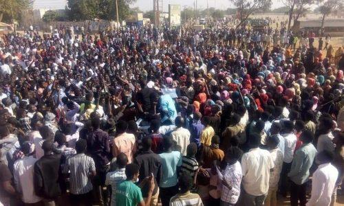 Sudan – É rivolta di massa!